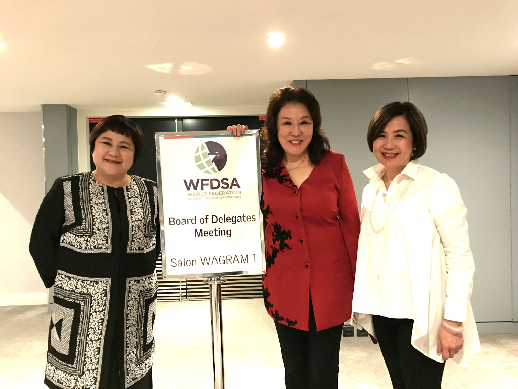 DSA Attended the WFDSA World Congress and Council
